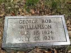 George Bob Williamson