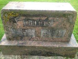Dora Elizabeth Thomas