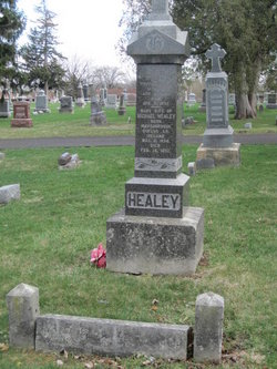 Mary <I>Keegan</I> Healey