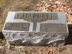 Caroline M. <I>Munson</I> Chappell