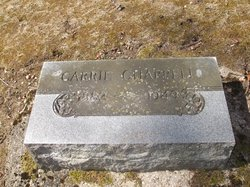 """Caroline """"Carrie"""" Chappell"""