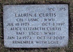 Laurin E Curtis