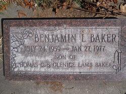 Benjamin L Baker