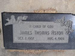 James Thomas Aston
