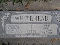 Adella <I>Allen</I> Whitehead