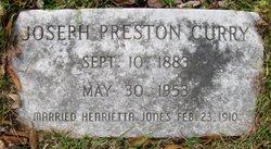 Joseph Preston Curry