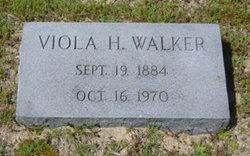 Viola Estelle <I>Humphries</I> Walker