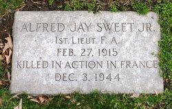Alfred J. Sweet, Jr