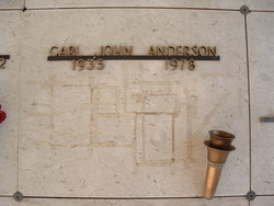 Carl John Anderson