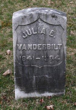 Julia E Vanderbilt
