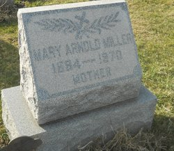 Mary Arnold Miller