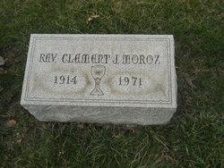 Rev Clement J Moroz