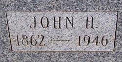 John H Crites