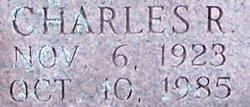 Charles R. McElroy