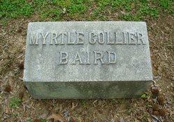 Myrtle Noel <I>Collier</I> Baird