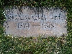 Lena <I>Fonda</I> Jarvis