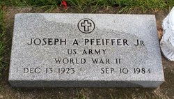 Joseph Anthony Pfeiffer Jr.