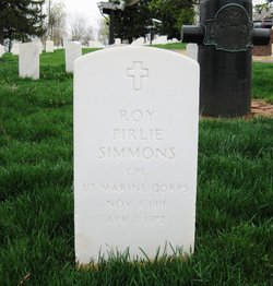 Roy Pirlie Simmons