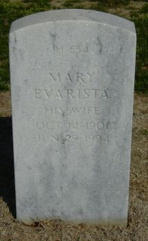 Mary Evarista <I>Cotter</I> Skarry