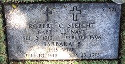 CPT Robert C Sleight