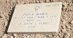 Paula Marie Berry
