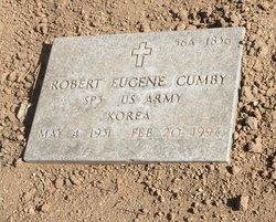Robert Eugene Cumby