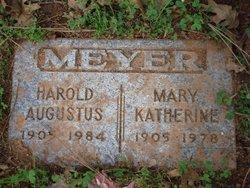 Harold Augustus Meyer