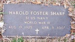Harold Foster Sharp