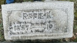 Effie L <I>Custer</I> Carr