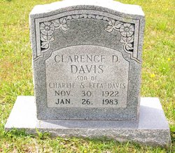 Clarence D. Davis