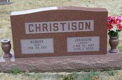 """Jeralene Audrey """"Jerrie"""" <I>Nibarger</I> Christison"""