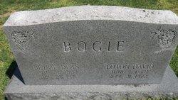 Betty <I>Dean</I> Bogie