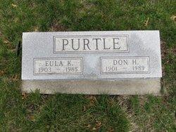 Eula Kate <I>Winstead</I> Purtle