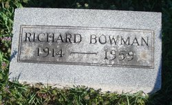Richard Bowman