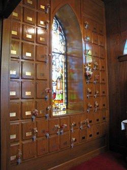 Emmanuel Episcopal Church Columbarium