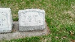 Mabel M <I>Ripple</I> Baker