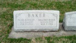 Millard Filmore Baker