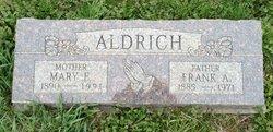 Frank A. Aldrich