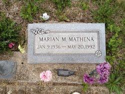 Marian M. <I>Turpin</I> Mathena