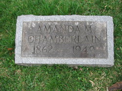 Amanda <I>Mitchela</I> Chamberlain