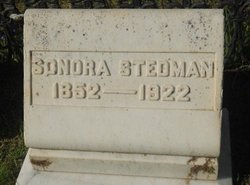 Sonora Stedman