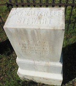 Rev Walter Lee Stewart