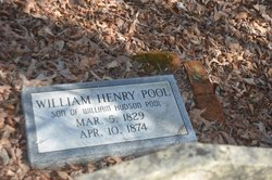 "William Henry ""Billy"" Pool"