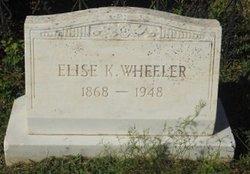 Elsie K. Wheeler