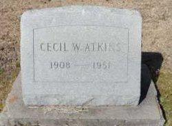 Cecil W. Atkins