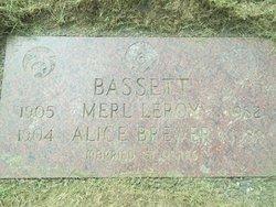 Merl Leroy Bassett