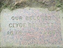 Clyde Morris Bassett