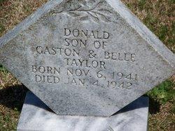 Donald Taylor