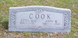 Ettia Mae Cook
