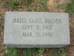 Hazel <I>Glass</I> Holden